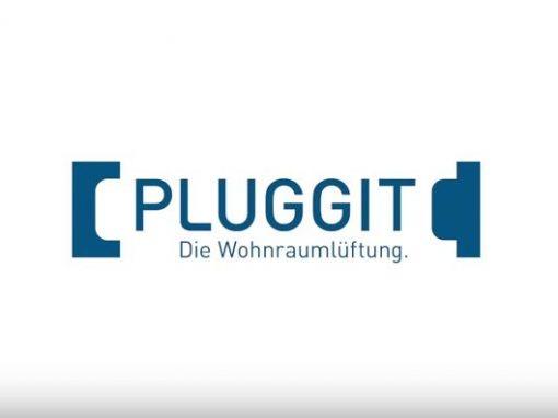 Wie funktioniert eine Wohnraumlüftung von Pluggit?